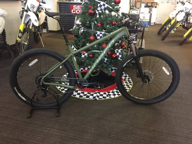 2019 NORCO FLUID 2 HT L27 at Power World Sports, Granby, CO 80446