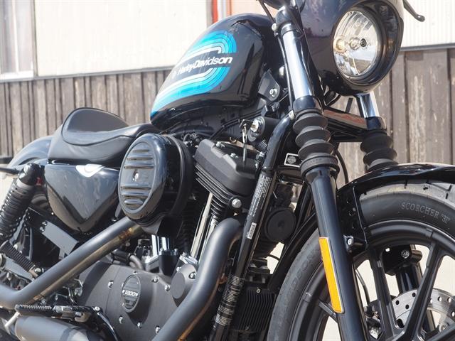 2018 Harley-Davidson Sportster Iron 1200 at Loess Hills Harley-Davidson
