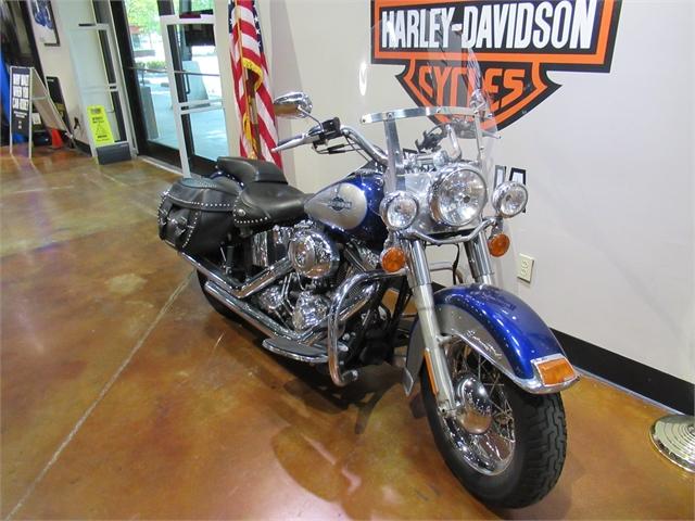 2007 Harley-Davidson Softail Heritage Softail Classic at Mike Bruno's Bayou Country Harley-Davidson
