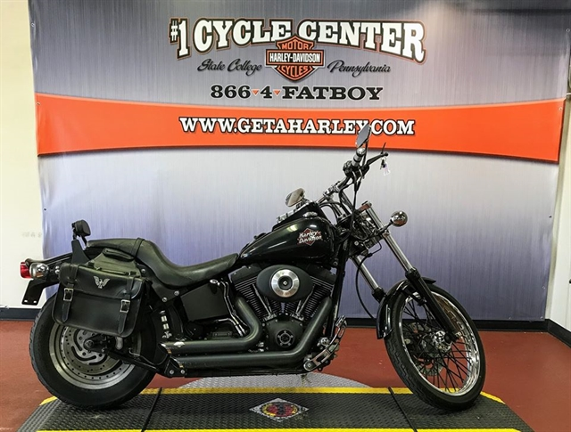2001 Harley-Davidson FXSTBI at #1 Cycle Center Harley-Davidson