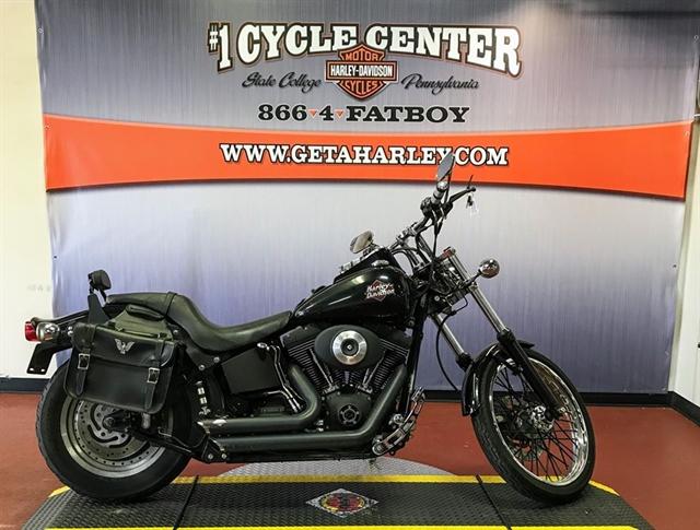 2001 Harley-Davidson FXSTBI at #1 Cycle Center Harley-Davidson