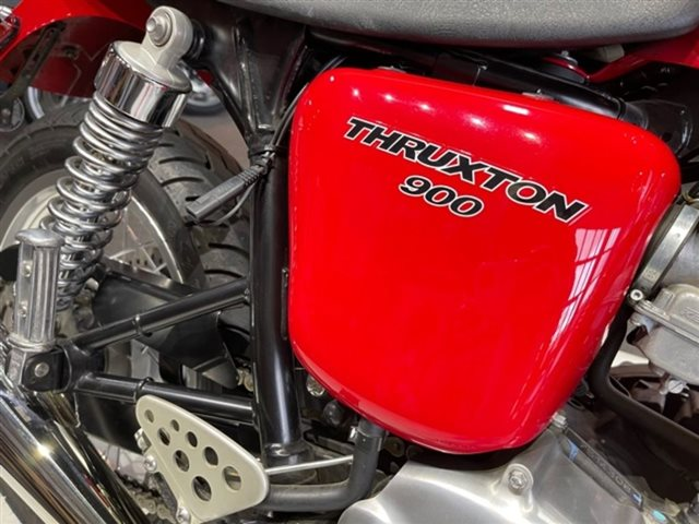 2012 Triumph Thruxton Standard 900 at Martin Moto