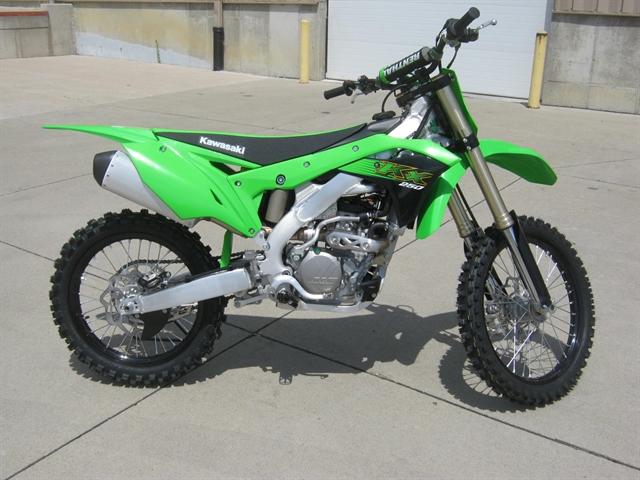 2020 Kawasaki KX250 at Brenny's Motorcycle Clinic, Bettendorf, IA 52722