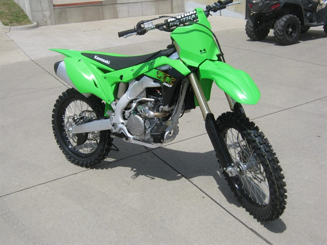 2020 Kawasaki KX250 at Brenny's Motorcycle Clinic, Bettendorf, IA 52722