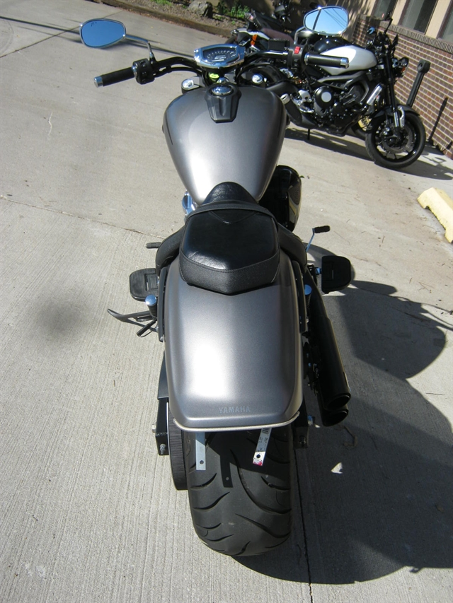 2014 Yamaha XVS13CEGY at Brenny's Motorcycle Clinic, Bettendorf, IA 52722