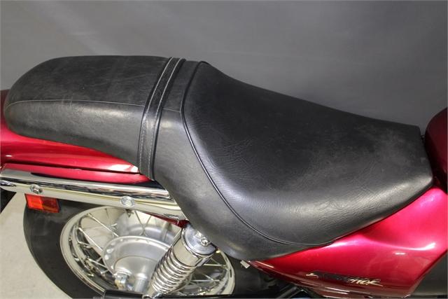 2001 Kawasaki BN125-A at Platte River Harley-Davidson