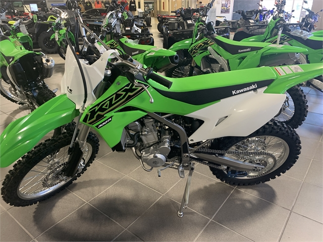 2021 Kawasaki KLX 300R at Star City Motor Sports