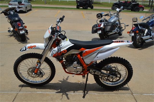 2021 Kayo 230 T2 at Shawnee Honda Polaris Kawasaki