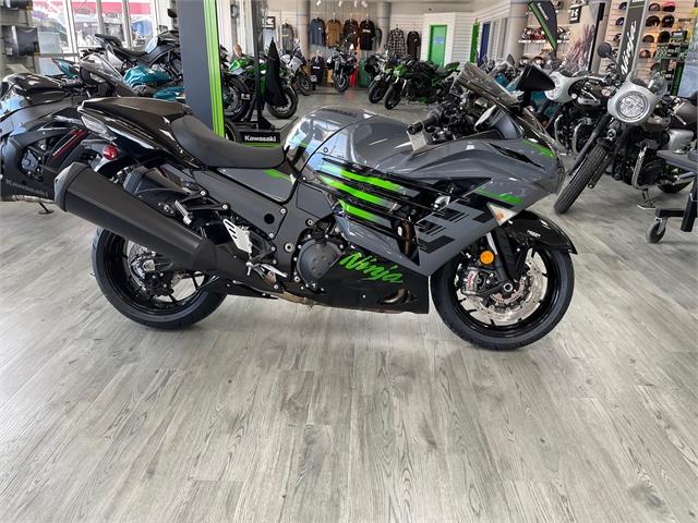 2021 Kawasaki Ninja ZX-14R ABS at Jacksonville Powersports, Jacksonville, FL 32225