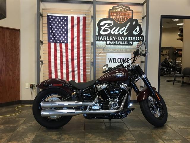 2020 Harley-Davidson Softail Softail Slim at Bud's Harley-Davidson