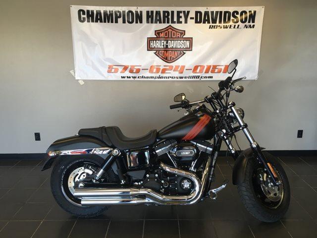 2016 Harley-Davidson Dyna Fat Bob at Champion Harley-Davidson