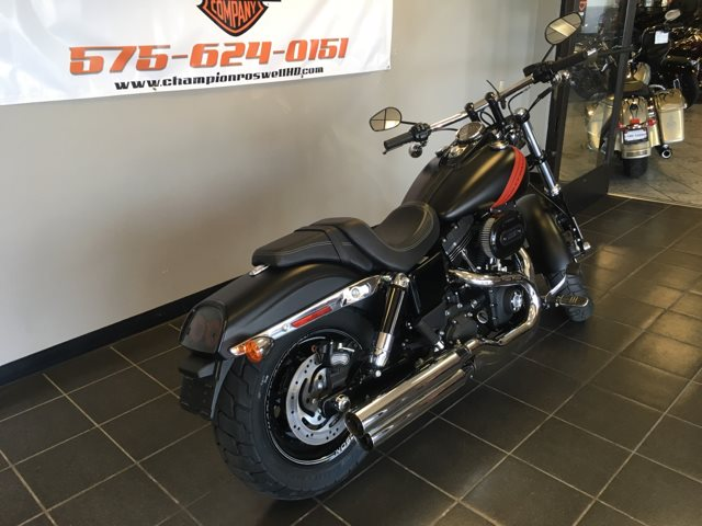 2016 Harley-Davidson Dyna Fat Bob at Champion Harley-Davidson