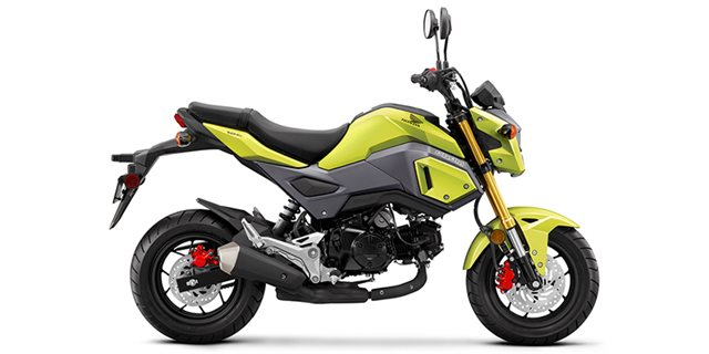 2018 Honda Grom Base at Thornton's Motorcycle - Versailles, IN