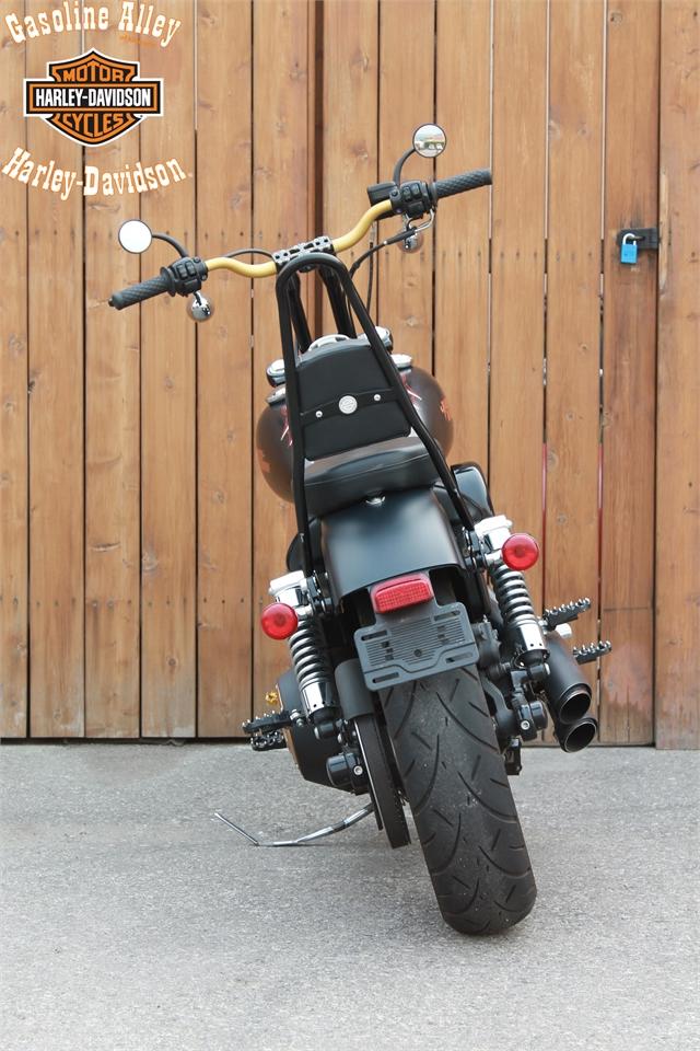 2015 Harley-Davidson Dyna Street Bob at Gasoline Alley Harley-Davidson of Kelowna