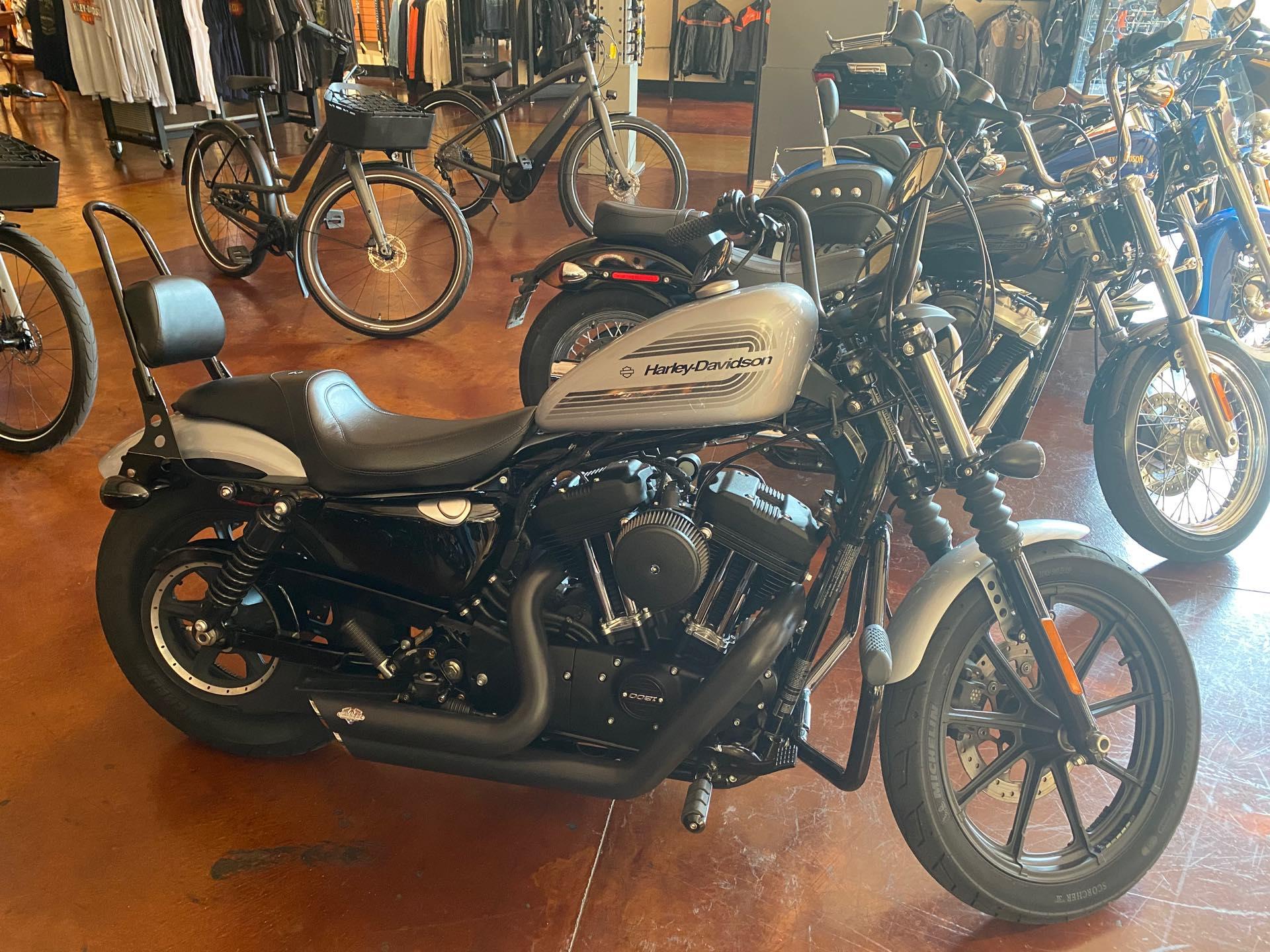 2020 Harley-Davidson Sportster Iron 1200 at Gold Star Harley-Davidson