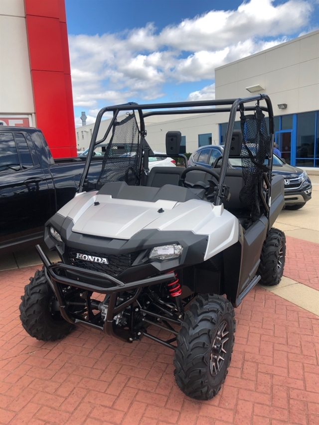 2020 HONDA PIONEER 700 2-SEAT DELUXE at Genthe Honda Powersports, Southgate, MI 48195