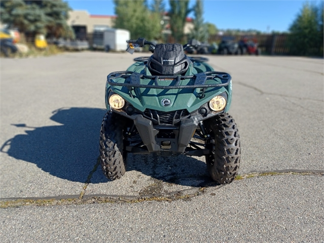 2021 Can-Am Outlander 450 at Power World Sports, Granby, CO 80446