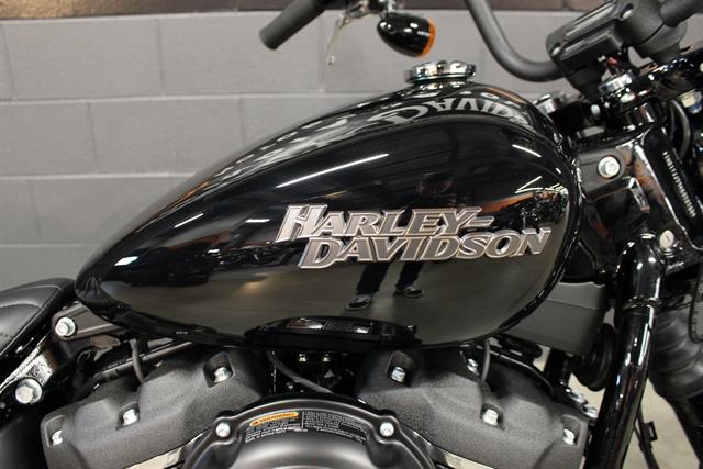 2020 Harley-Davidson Softail Street Bob at Harley-Davidson of Indianapolis