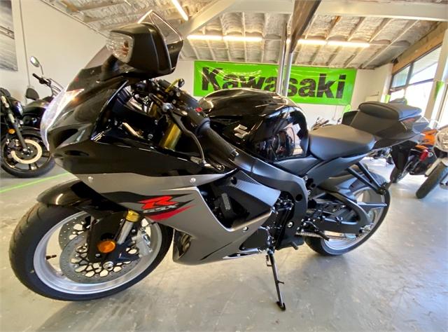 2018 Suzuki GSX-R 750 at Shreveport Cycles