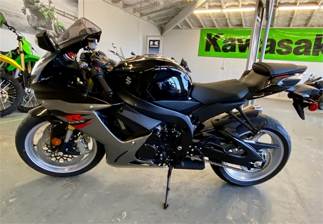 2018 Suzuki GSX-R 750 at Shreveport Cycles