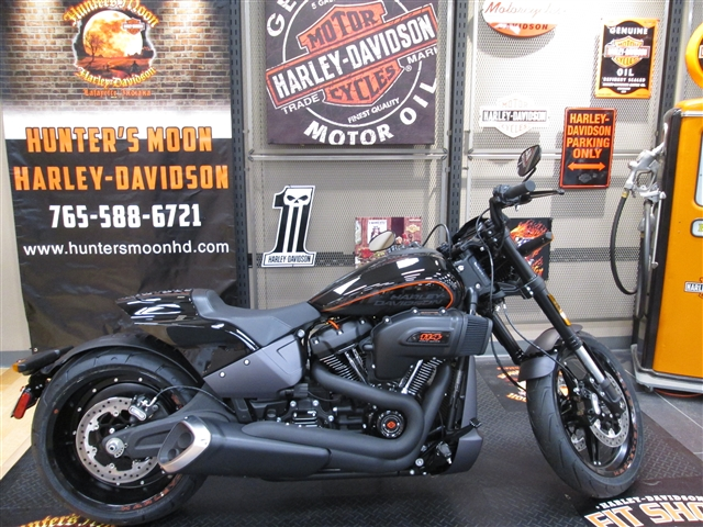 2019 Harley-Davidson Softail FXDR 114 at Hunter's Moon Harley-Davidson®, Lafayette, IN 47905
