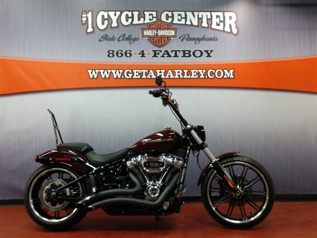 2018 Harley-Davidson Softail Breakout 114 at #1 Cycle Center Harley-Davidson