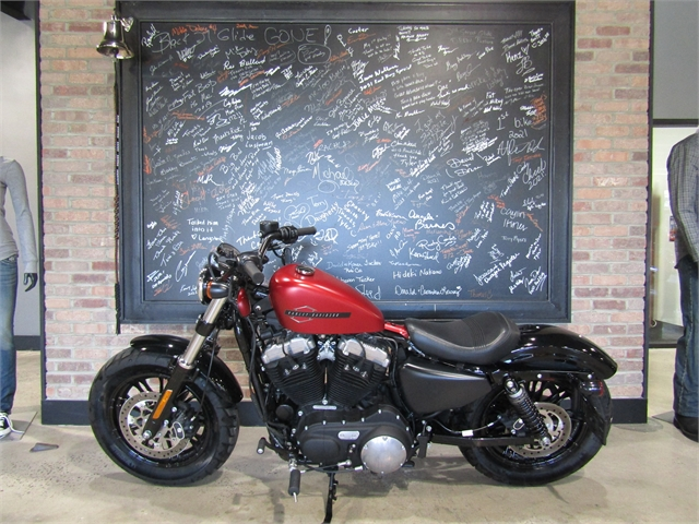 2019 Harley-Davidson Sportster Forty-Eight at Cox's Double Eagle Harley-Davidson