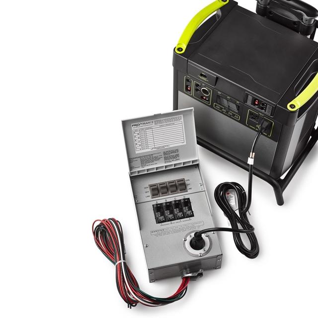 2019 Goal Zero Yeti Home Integration Kit at Harsh Outdoors, Eaton, CO 80615