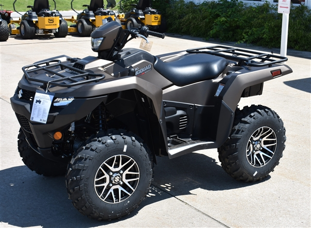 2019 Suzuki KingQuad 500 AXi Power Steering SE+ at Lincoln Power Sports, Moscow Mills, MO 63362