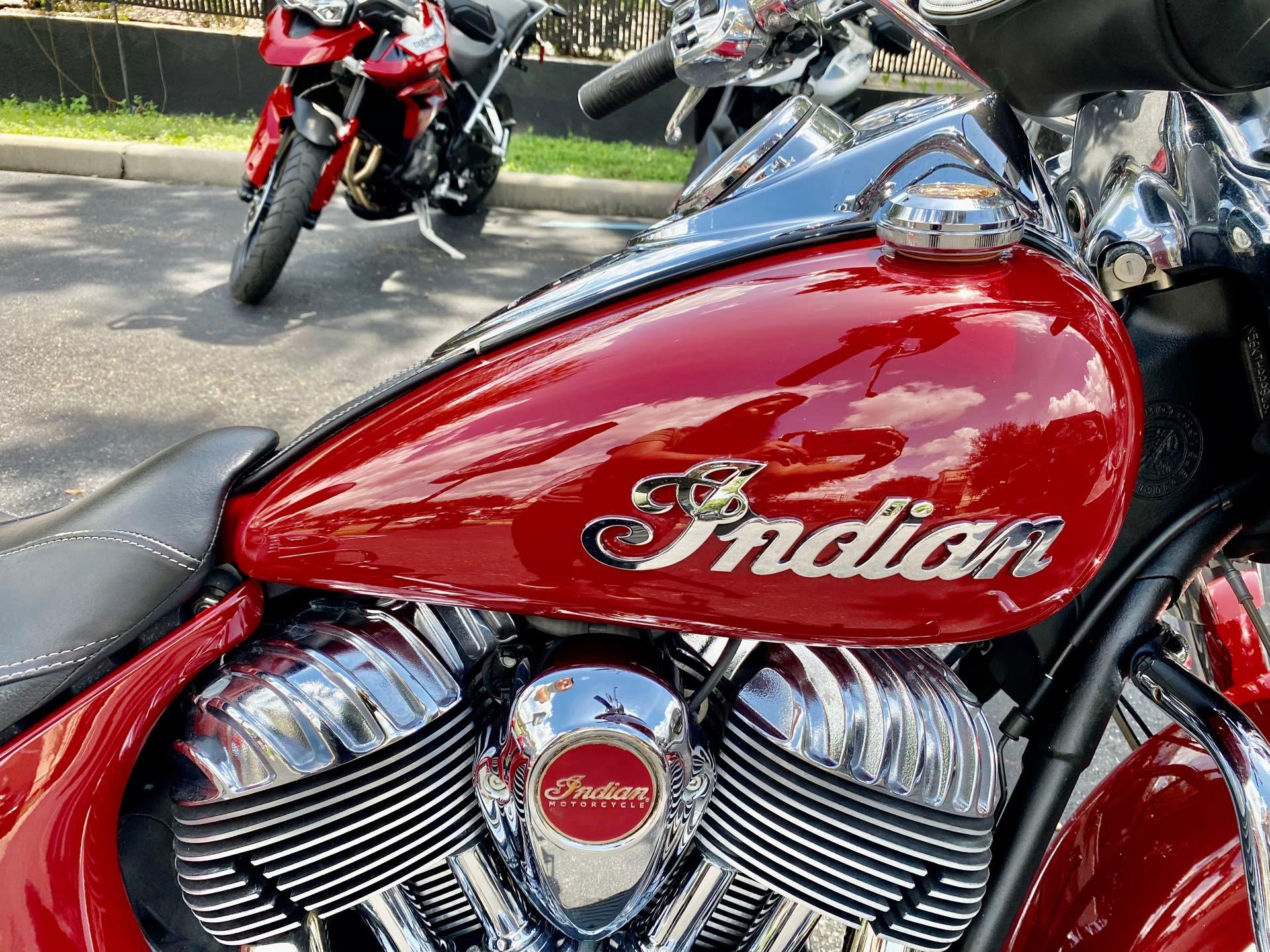 2016 Indian Springfield Base at Tampa Triumph, Tampa, FL 33614