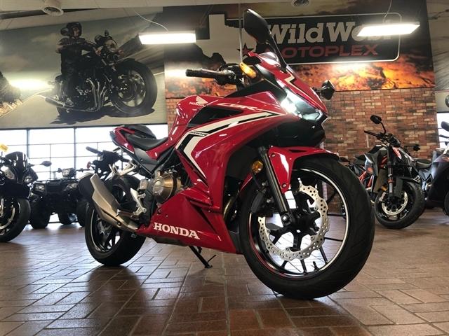 2020 Honda CBR500R ABS at Wild West Motoplex