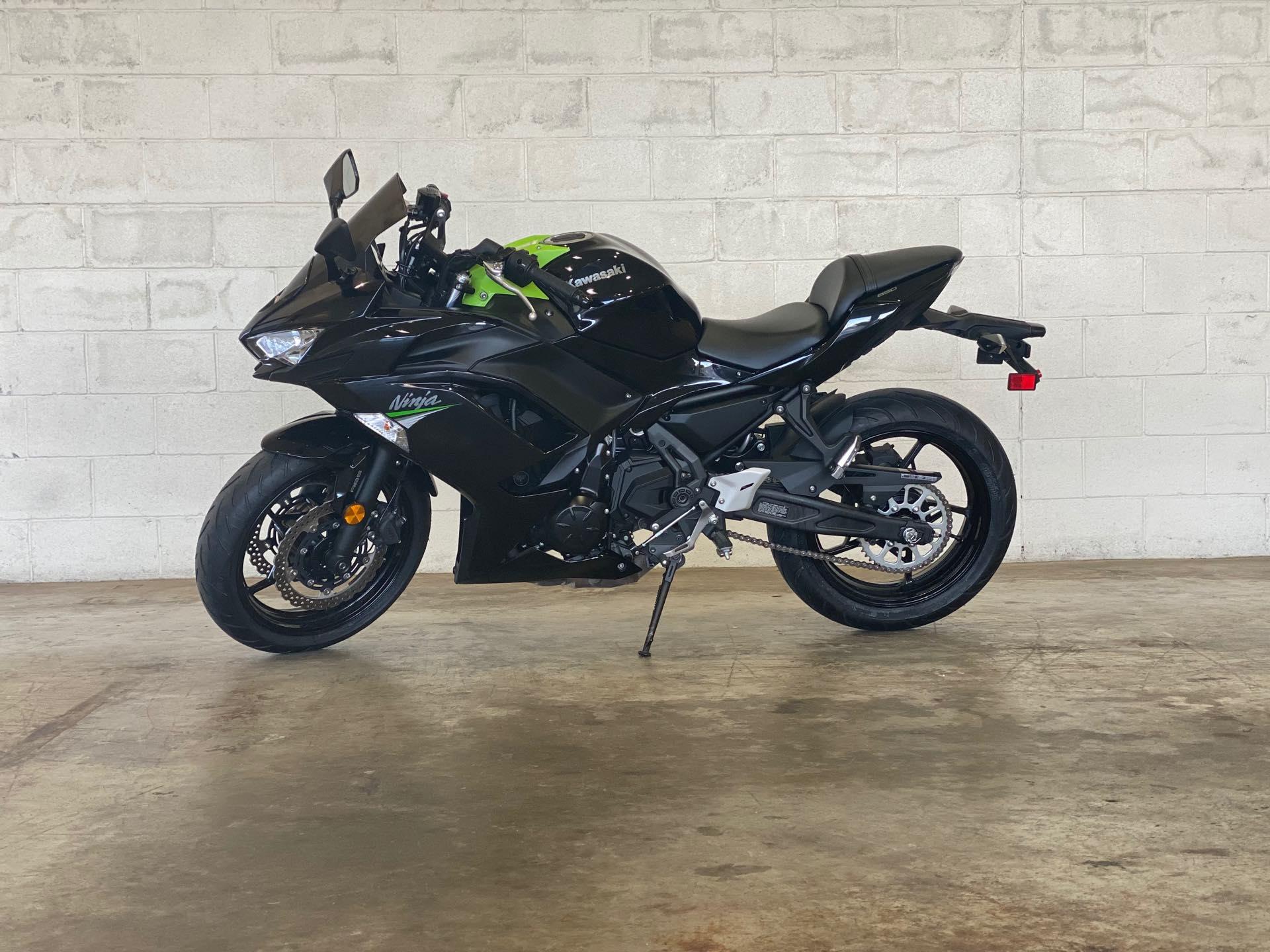 2020 Kawasaki Ninja 650 ABS KRT Edition at Twisted Cycles