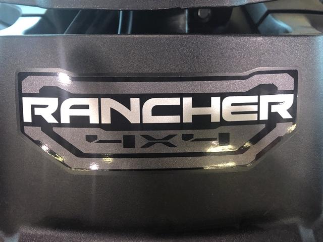 2020 Honda FourTrax Rancher 4X4 at Kent Powersports of Austin, Kyle, TX 78640
