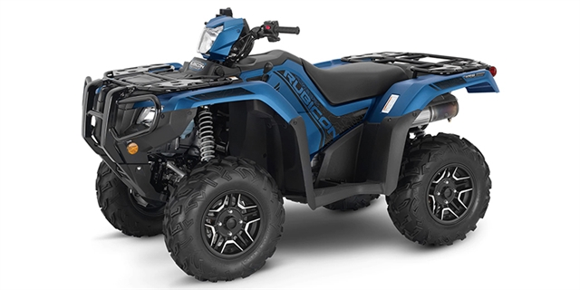2022 Honda FourTrax Foreman Rubicon 4x4 Automatic DCT EPS Deluxe at Friendly Powersports Slidell
