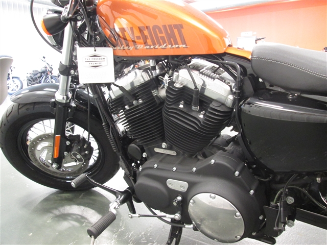 2015 Harley-Davidson Sportster Forty-Eight Under $10k at Hunter's Moon Harley-Davidson®, Lafayette, IN 47905