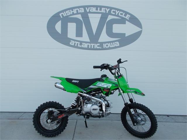 2021 SSR Motorsports SR125 Base at Nishna Valley Cycle, Atlantic, IA 50022