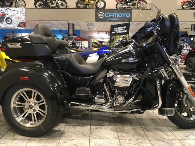 2018 Harley-Davidson Trike Tri Glide Ultra at Champion Harley-Davidson®, Roswell, NM 88201