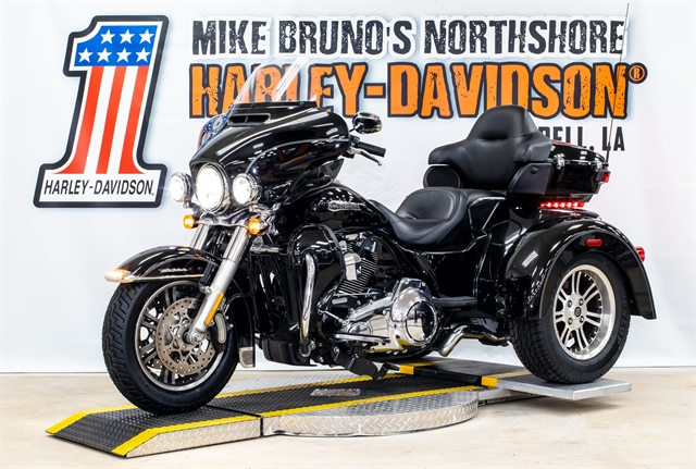 2016 Harley-Davidson Trike Tri Glide Ultra at Mike Bruno's Northshore Harley-Davidson