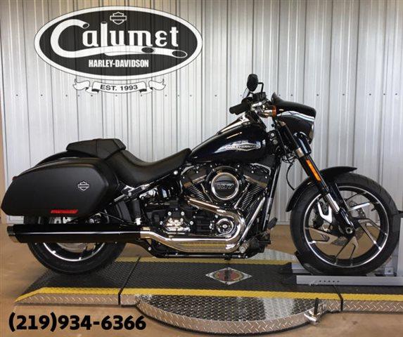 2019 Harley-Davidson Softail Sport Glide at Calumet Harley-Davidson®, Munster, IN 46321