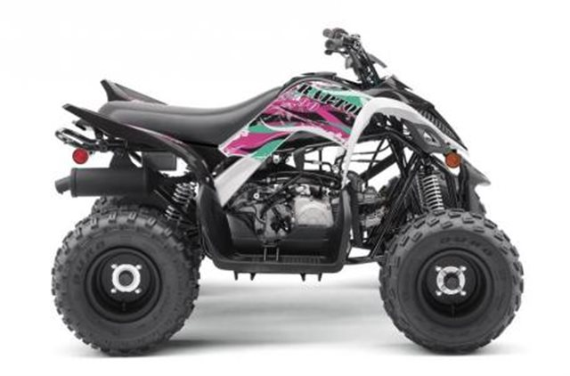 2019 Yamaha Raptor 90 at Pete's Cycle Co., Severna Park, MD 21146