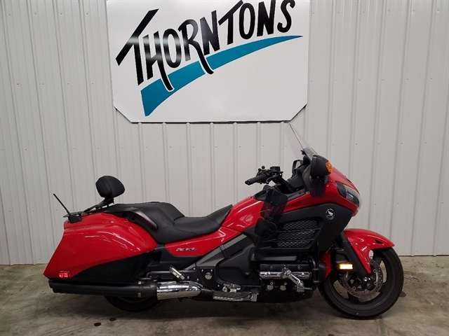 2013 Honda Gold Wing F6B Deluxe at Thornton's Motorcycle - Versailles, IN