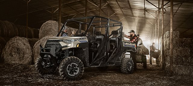 2020 Polaris Ranger Crew XP 1000 Premium at ATVs and More