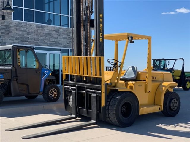 1986 Hyster H130F at Keating Tractor