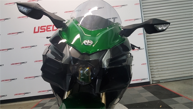 2018 Kawasaki Ninja H2 SX SE at Used Bikes Direct