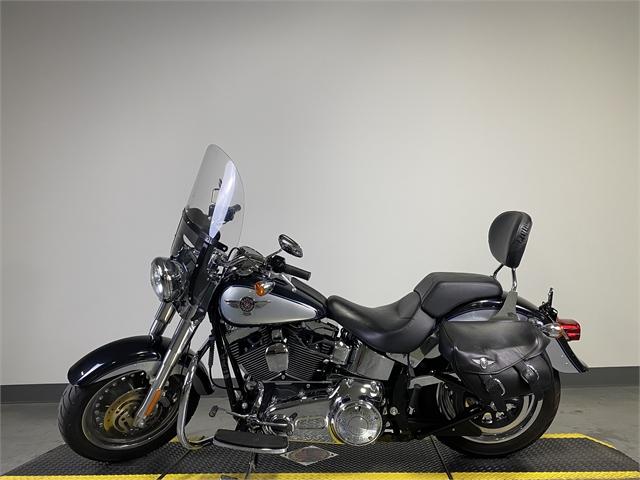 2012 Harley-Davidson Softail Fat Boy at Worth Harley-Davidson