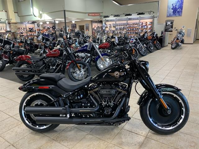 2020 Harley-Davidson FLFBSANV at Destination Harley-Davidson®, Silverdale, WA 98383