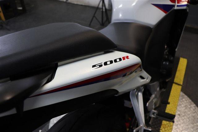 2013 Honda CBR 500R at Friendly Powersports Baton Rouge