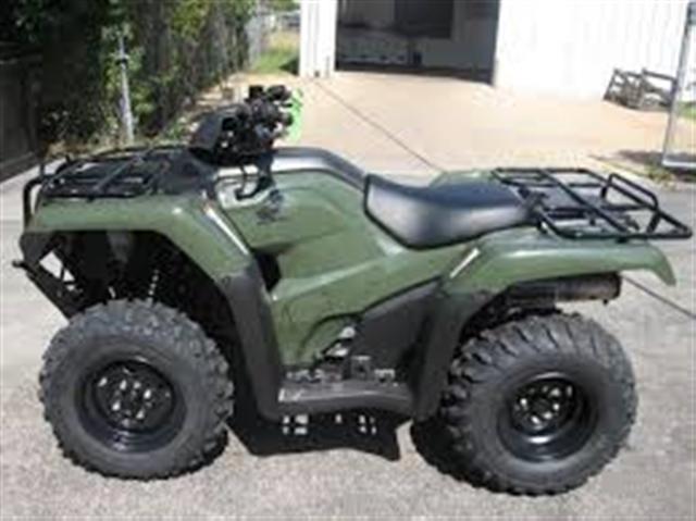 2019 Honda FourTrax Rancher 4x2 at Kent Powersports of Austin, Kyle, TX 78640