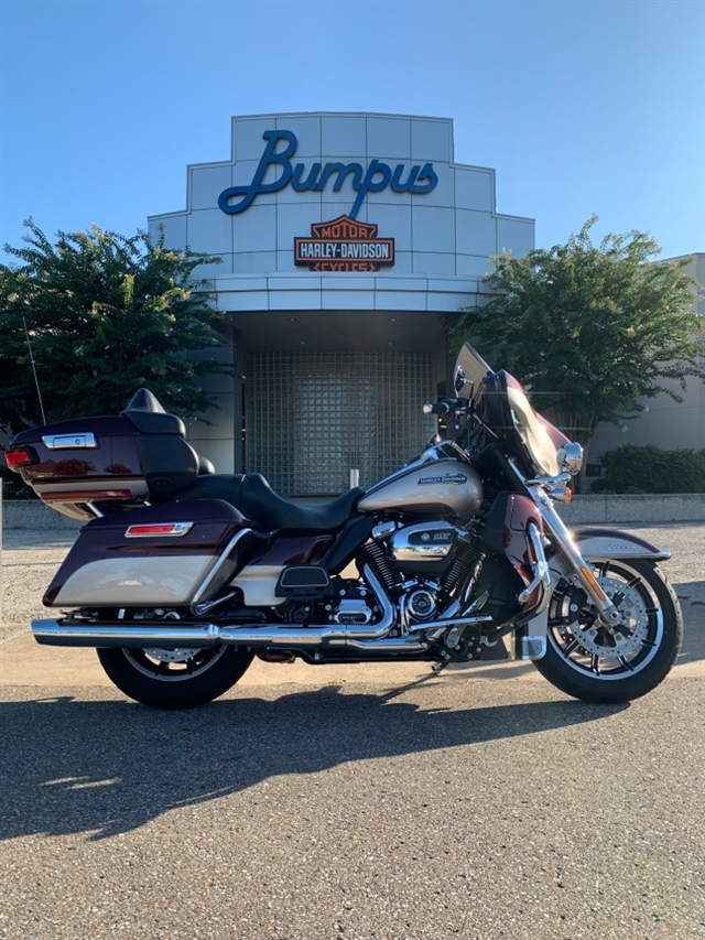 2018 Harley-Davidson Electra Glide Ultra Classic Ultra Classic at Bumpus H-D of Jackson