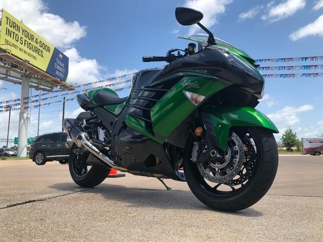 2018 Kawasaki Ninja ZX-14R ABS SE at Wild West Motoplex